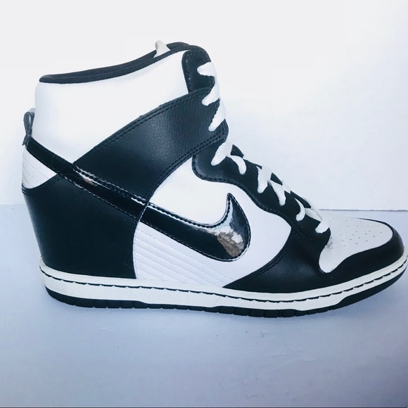 Zapatos Nike Dunk Sky 10 High Zapatillas Con Cuña 528899103 10 Sky Poshmark 0cbe56